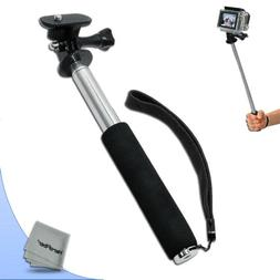 43 inch Handheld Monopod w/ 7 Extendable Sections f/ GoPro H