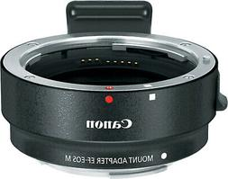 Canon 6098B002 EF-EOS M Mount Adapter