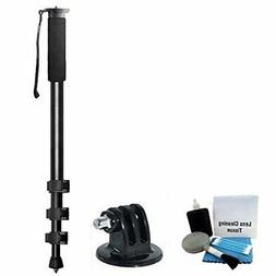 Xit 72-Inch Lightweight Heavy Duty Monopod For GoPro Hero 4