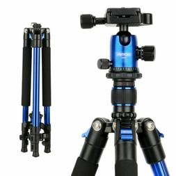 """Zomei 72"""" Professional Tripod Monopod with Ball Head for Can"""