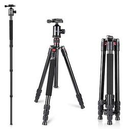 Neewer Aluminum Alloy 64 inches/162 Centimeters Camera Trave