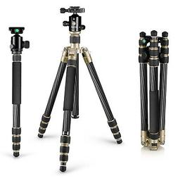 Neewer Carbon Fiber 67 inches/170 centimeters Tripod Monopod