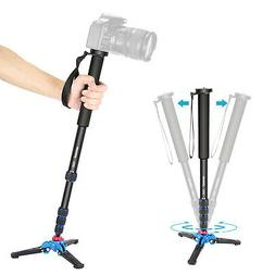 Neewer Extendable Camera Monopod Holder with Tripod Support