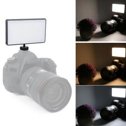 LED Video Light Camera Photography Filling Light for DSLR Ca