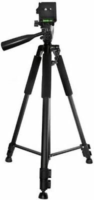 "60"" Inch Pro Series Camera/Video Tripod for DSLR Cameras/Cam"