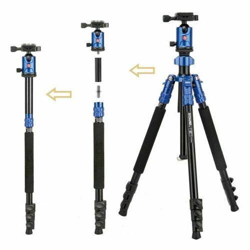 """Zomei 72"""" Professional Monopod with for"""