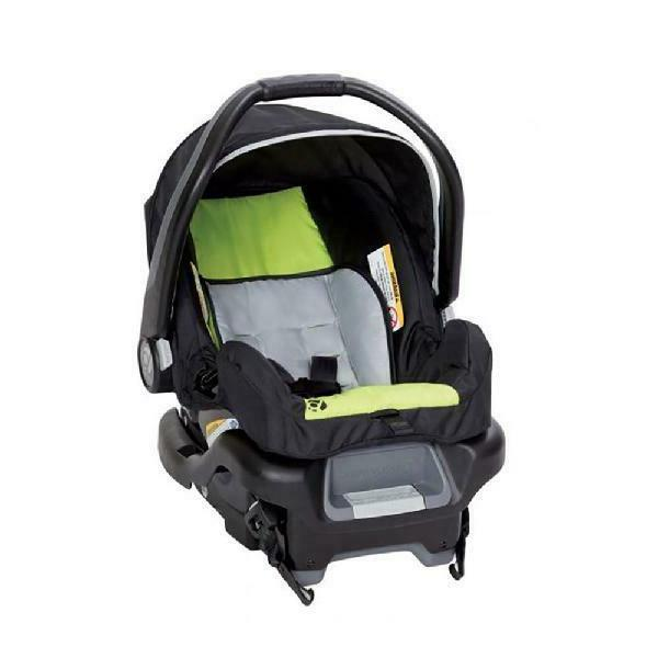 ally 35 infant car seat green