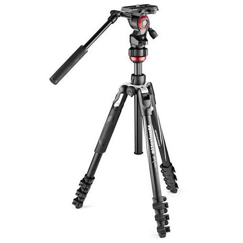 Manfrotto Befree Travel, Professional Video