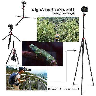 Neewer Tripod 184cm Rotatable Column