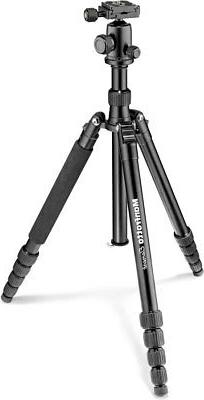 Manfrotto Element Traveler Big 5-Section Aluminum Tripod wit