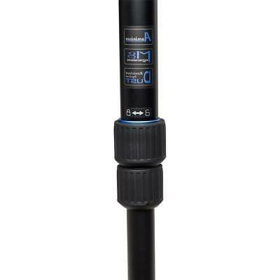 Benro 4-Section Aluminum with Integrated Monopod