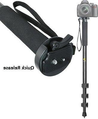 heavy duty 72 monopod with quick release