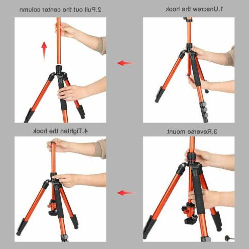 Zomei Tripod with Ball Head for DSLR