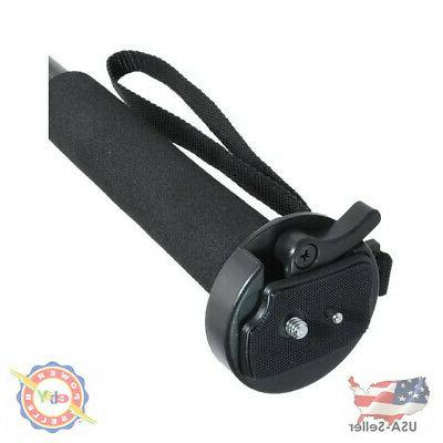 xit 72 inch monopod with quick release