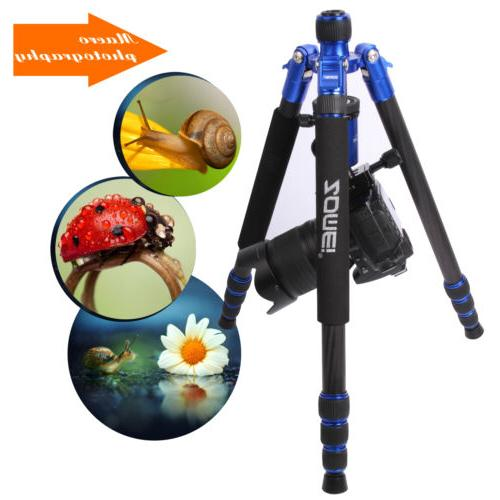 Professional Z818C Monopod&Ball Head for