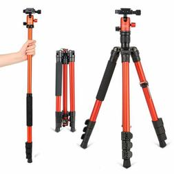 Zomei M3 Lightweight Camera Tripod Monopod with Metal Ball H