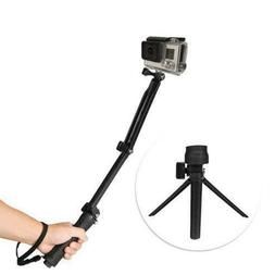 Monopod Selfie Stick Pole Waterproof Handheld for Gopro Hero