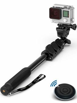 Professional 10-In-1 Monopod Selfie Stick For All Gopro Hero