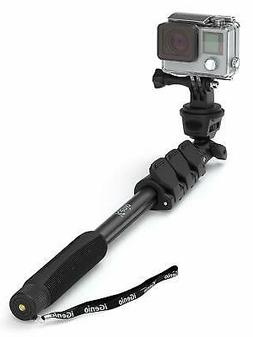 Professional 10-in-1 Selfie Stick Monopod for GoPro Hero 7 6